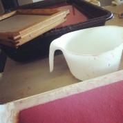 Forming sheets