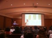 Nancy Tomasko's lecture
